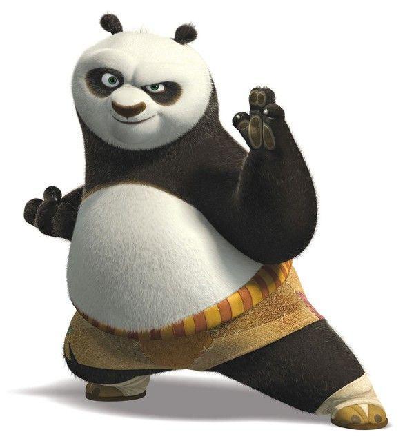 Dessin anim kung fu panda - Dessin kung fu panda ...