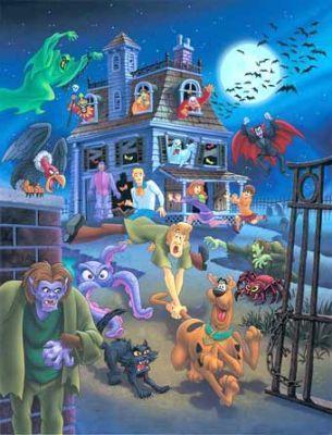 scooby doo faite comme lucas demander moi et voila cadeau pour vous bisous colette servez vous - Dessin Anim Scooby Doo