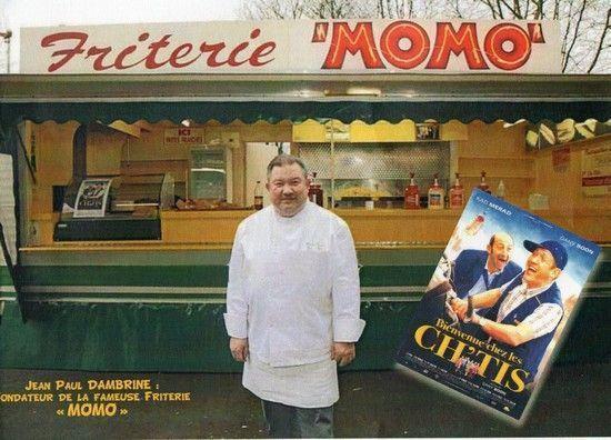 Friterie Momo (Bienvenue chez les ch'tis)