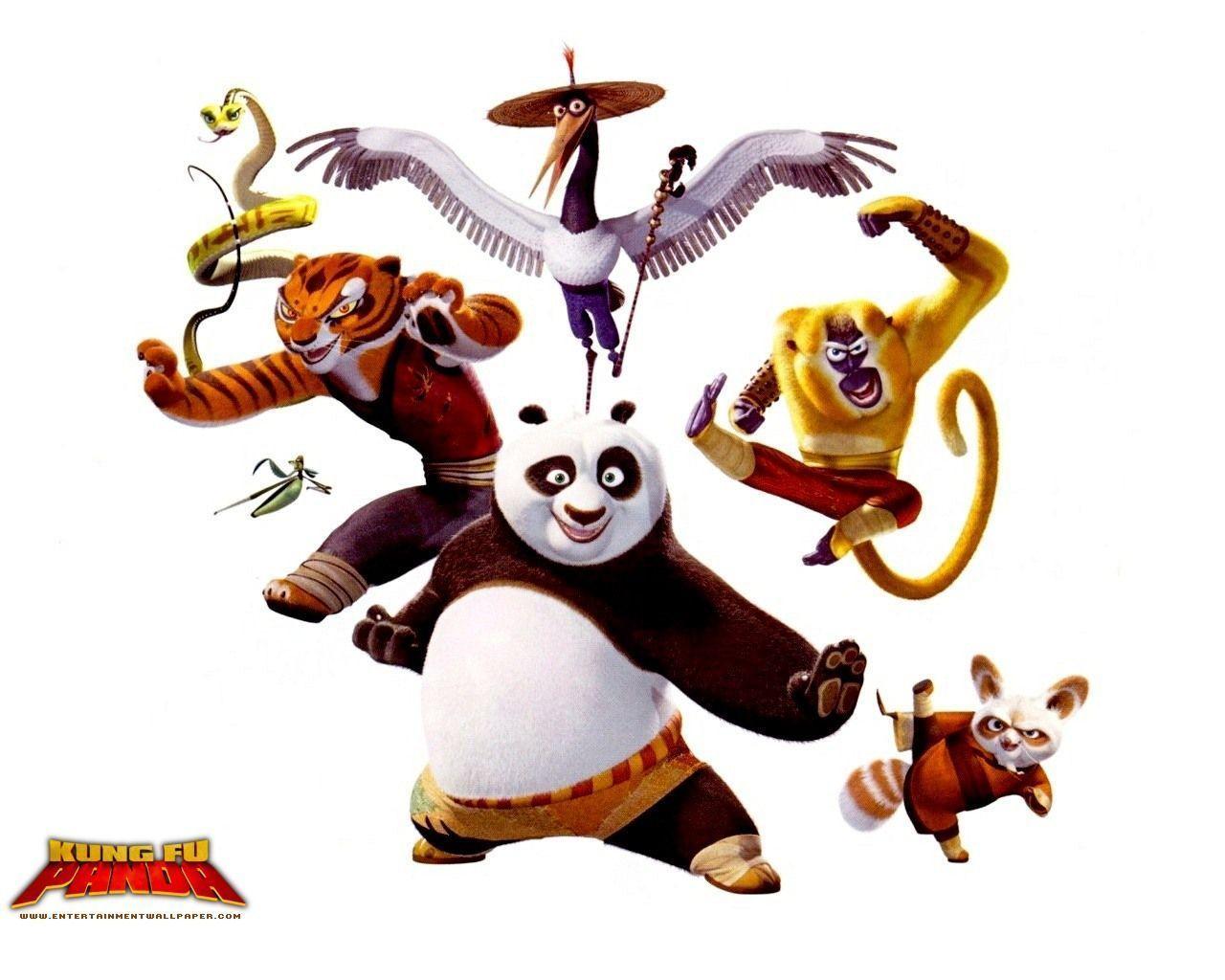 Dessin Anime Kung Fu Panda Page 2
